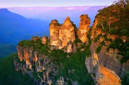 Private Tour: Blue Mountains dia de viagem de Sydney, incluindo Featherdale Wildlife Park