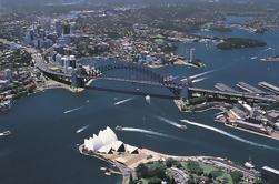 Manhã ou tarde Meio-dia Sydney City Sightseeing Tour