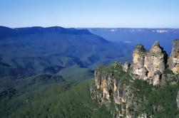 Combo de Sydney: Viagem de um dia em Blue Mountains com café da manhã Koala opcional mais excursão turística de meio dia em Sydney