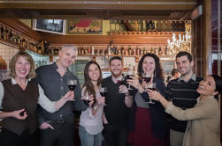 Authentic Spanish Wine Tasting and Tapas Tour in Madrid