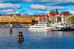 Estocolmo Grand Tour en autobús y barco