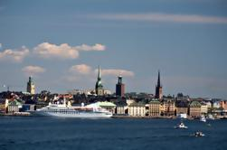 Excursion touristique de Stockholm: visite panoramique de Stockholm