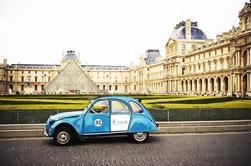 Tour Privado: 2CV Champs Elysées Tour en París