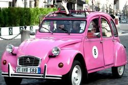 Tour Privado: 2CV Tour de la Moda de París incluyendo Galeries Lafayette