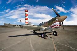 Entrada Geral do Museu da Aviação do Pacífico