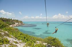 Garrafon Natural Reef Park Admissão com Área VIP