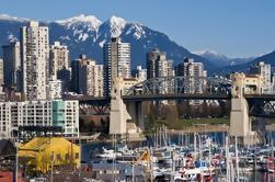 Visite de la ville de Vancouver