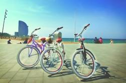 Alquiler de bicicletas con punto de equipaje en Barcelona