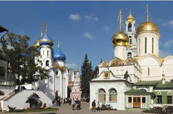 Golden Ring e Trinity Lavra Private Day Trip de Moscou