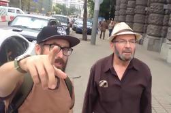 Full Day Moskva 'Walk like lokalbefolkningen' Private Walking Tour