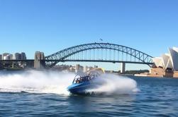 Sydney Harbour Jet Boat Ride Aventura