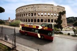 Excursão Hop-on Hop-off em Big Bus Rome