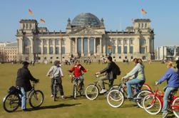 Recorrido de la bici de Berlín