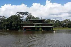 Tour de la selva flotante en la selva