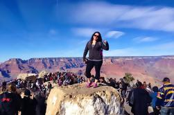 Grand Canyon South Rim Tour Deluxe desde Las Vegas