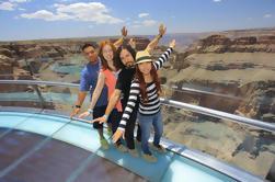 Gran Cañón y Hoover Dam Excursión de un día desde Las Vegas con Skywalk opcional