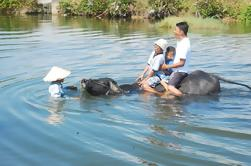 Excursión de medio día a la vida de la agricultura y la pesca en Hoi An