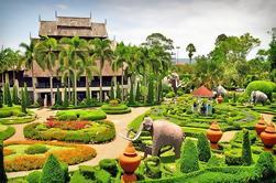 Tour Nong Nooch de un día entero en Pattaya
