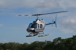 Excursión en helicóptero a la ciudad de Belice y el arrecife