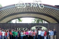 Flor de Caña Rum Factory Tour