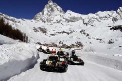 Experiencia de Kart de hielo en Andalo