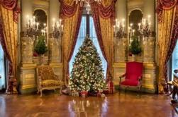 Newport Mansions en Navidad: Los Breakers y la Casa de Mármol