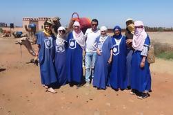 Camel Ride Half-Day Tour nel Palmeti di Marrakech