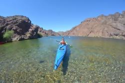 Excursión en kayak de medio día o día completo en el río Colorado