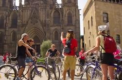 Tour en bicicleta de medio día en Barcelona