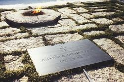 Paseo privado del cementerio nacional de Arlington