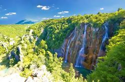 Parque Nacional de los Lagos de Plitvice Tour Privado de Zagreb