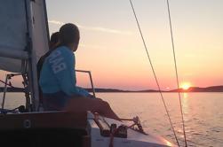Private Sunset Sailing Experience en Wellfleet