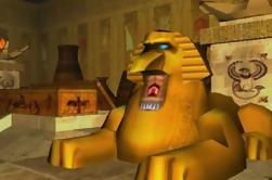 Sala de Escape de Egipto