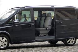 Traslado privado de Van de lujo: desde el aeropuerto Charles de Gaulle hasta París