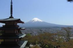 Excursión de un día a Scenic Mt Fuji y el lago Ashi
