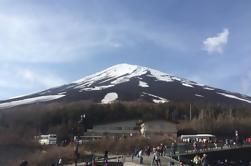 Excursión privada de día guiada al monte Fuji y la salida Gotemba