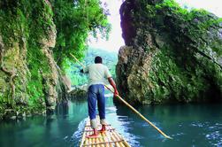 Blue Lagoon, Isla de los Monos y Río Grande