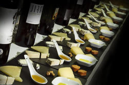 Degustación de vinos y quesos en Barcelona