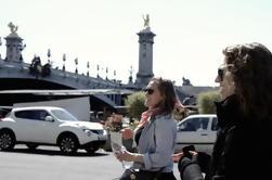 Puntos destacados de París: Tour privado a pie de medio día
