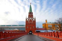 Excursión de 3 horas al Kremlin con guía privada local