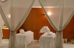Casa de té árabe y experiencia de masaje en Córdoba