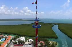 Torre Escenica toegangsbewijs in Cancun