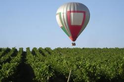 Paseo en globo aerostático sobre el País Vasco