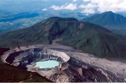 Tour del Parque Nacional Volcán Poas Desde San José