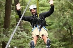 Excursión a la costa de Belice: Canopy Zipline y Adventure Adventure