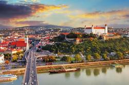 Excursión de un día a Bratislava desde Ljubljana