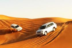 Safari en el desierto de Dubai con cena y entretenimiento para barbacoas