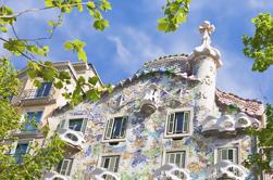 Saltar la línea: Entrada Casa Batlló de Gaudí