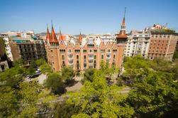 Casa de les Punxes: Fortrinnsrett Audio Tour i Barcelona