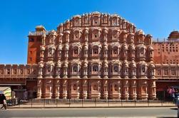Excursión de un día a Jaipur desde Nueva Delhi con almuerzo